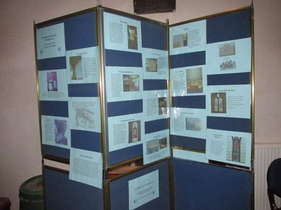 Church History Presentation Display 1