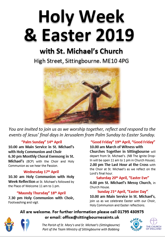 Holy-Week-&-Ester-2019-at-St.-Michael's-Church-High-Street-Sittingbourne-ME10-4PG